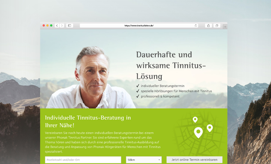 Link zur Phonak-Website